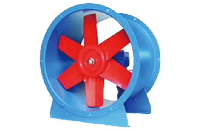 消防风机安装需要注意的三个要点