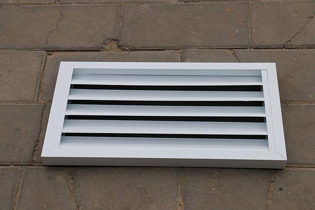 散流器方形内格栅出风口过滤回风花板参数性能简介