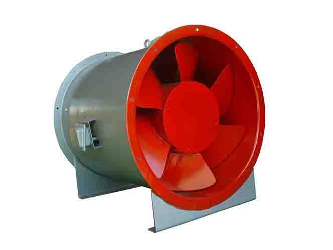 消防排烟风机的叶轮知识介绍