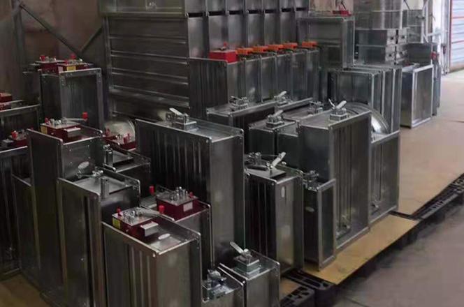 不锈钢防火阀的维护都有哪些?
