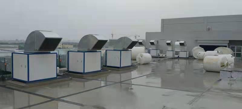 通风设备风机工程中其供货范围有哪些?