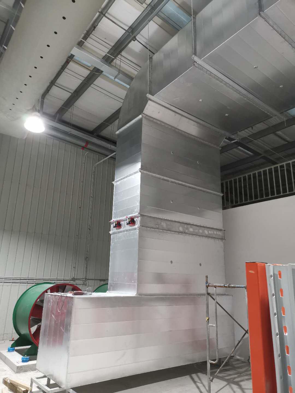 风机工程中的设备整体结构要求有哪些?